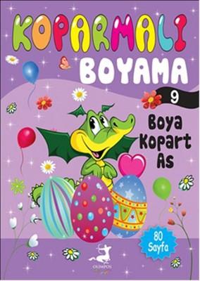 Koparmalı Boyama - 9