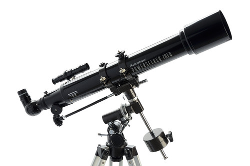 Celestron PowerSeeker 70EQ Teleskop CL 21037