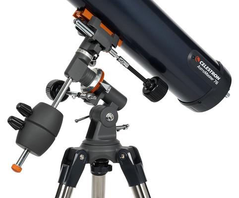 Celestron AstroMaster 76EQ Teleskop CL 31035