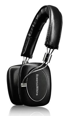B&W P5 Wireless On- Ear Headphone Siyah FP37443