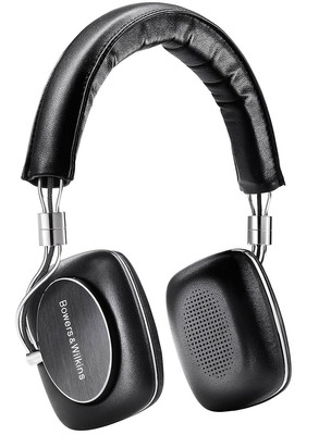 B&W P5 Series 2 On- Ear Headphone Siyah FP36471
