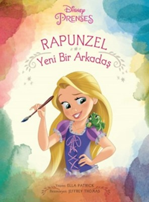 Disney Prenses Rapunzel Yeni Bir Arkadaş