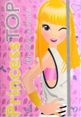 Princess Top My Book Of Secrets - Pembe