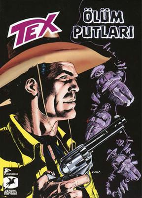 Tex Yeni Seri 25 - Ölüm Putları - Kara Altın