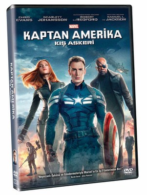 Captain America: The Winter Soldier  - Kaptan Amerika: Kis Askeri