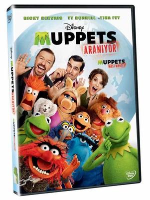 Muppets: Most Wanted - Muppets Araniyor