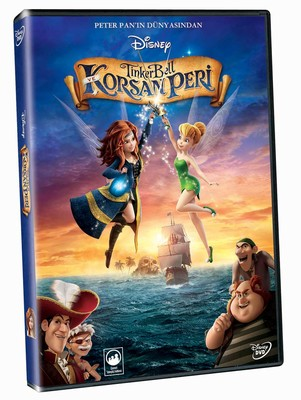 Tinkerbell And The Pirate Fairy - Tinkerbell ve Korsan Peri