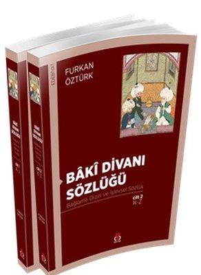 Baki Divanı Sözlüğü - 2 Kitap Takım