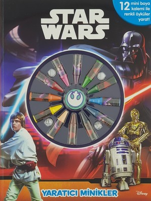 Disney Star Wars Yaratıcı Minikler