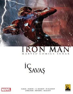 İron Man - İç Savaş