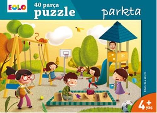 Eolo 40 Parça Puzzle - Parkta