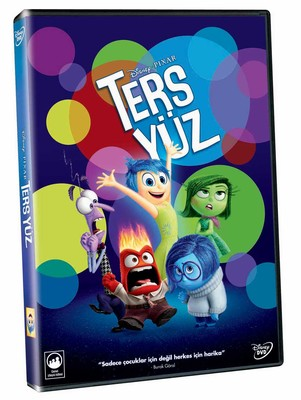 Inside Out - Ters Yüz