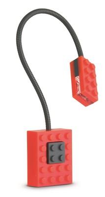İf 35304 Block Light - Neon (Red) Kitap Okuma Işığı