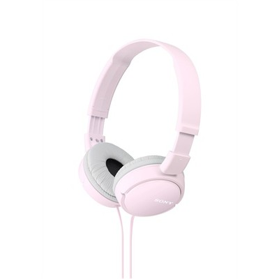 Sony Kulaküstü Mikrofonlu Kulaklık Pembe MDRZX110APP