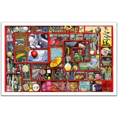 Pintoo Puzzle 1000 Parça Hayat Labirenti 58,8 X 37,8 cm H1656