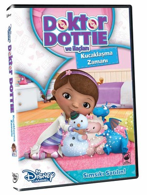 Doc Mcstuffins: A Little Cuddle Goes A Long Way - Doktor Dottie: Kucaklasma Zamani