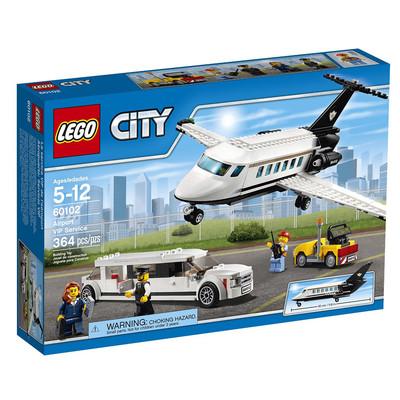 Lego City Airport VIP Ser 60102