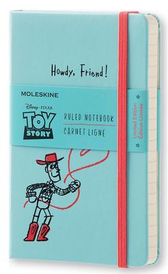 Moleskine Limited Edition (Özel Üretim) Toy Story Cep Boy (9x14cm) Çizgili Defter