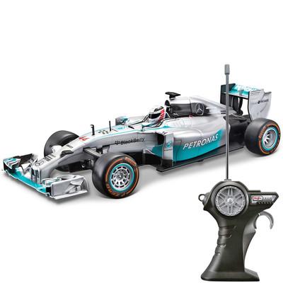 Maisto Mercedes Amg Petronas F1 W05 Hybrid R/C 1:24 May/81082