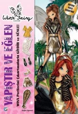 Winx Fairy Couture - Winx Yapıştır ve Eğlen
