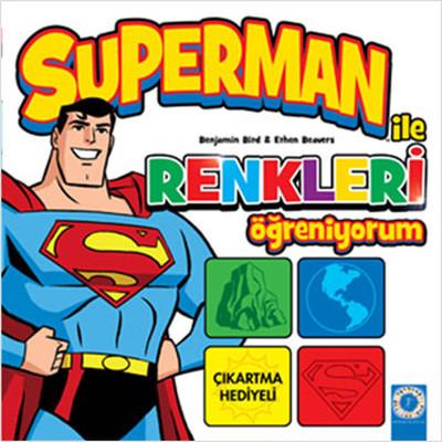 Süperman ile Renkleri Öğreniyorum