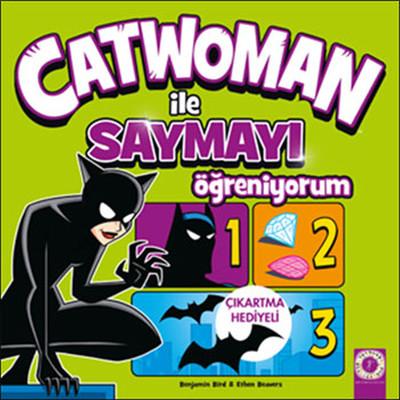 Catwoman ile Saymayı Öğreniyorum