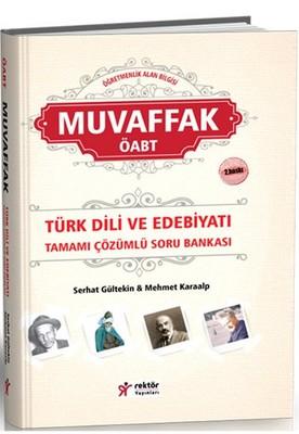 Rektör KPSS ÖABT Türk Dili ve Edebiyatı Öğretmenliği Muvaffak Tamamı Çözümlü Soru Bankası 2016