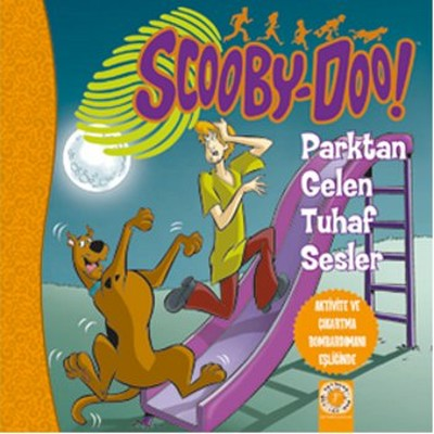 Scooby-Doo Parktan Gelen Tuhaf Sesler