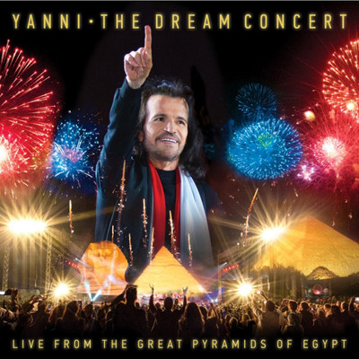 The Dream Concert Live From The Great Pyramids Of Egypt (Cd+Dvd)