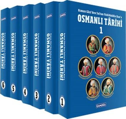 Osmanlı Tarihi - 6 Kitap Takım