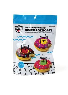 Bigmouth Donut Içecek Botu - 3'lü