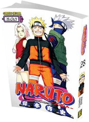 Naruto 28. Cilt