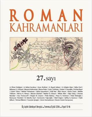 Roman Kahramanları Sayı: 27