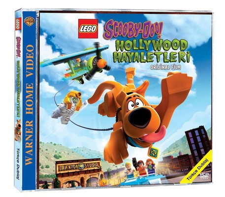 Lego: Scooby-Doo: Haunted Hollywood  - Lego: Scooby-Doo: Hollywood Hayaletleri