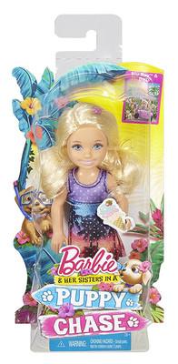Barbie Chelsea Yaz Tatilinde DMD97
