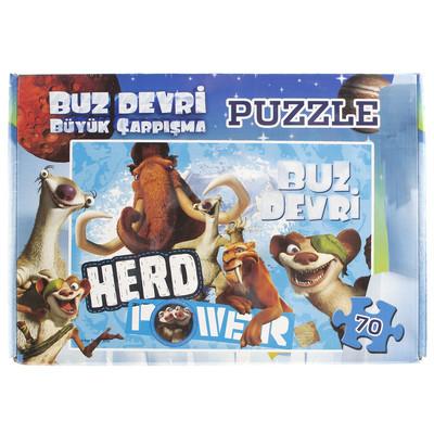 Ice Age 70 Parça Kutu Puzzle 83844