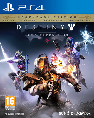 Destiny The Taken King Legendary Edition PS4