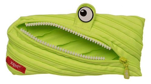 Zip-it Pouch Bright Lime Kalem Kutusu