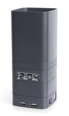 Lexon Mini Totem Ofis Seti Gri LD110G4