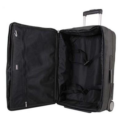 Lexon Airline Tekerlekli Valiz - Kabin Boy Siyah LN1360N