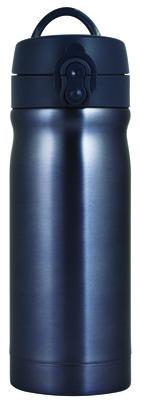 Trendix Çelik Içli Matara 350ML KOYU GRI U1800-KG