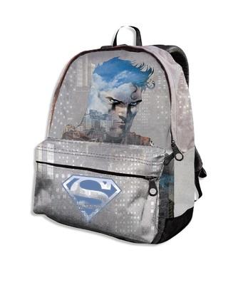 Superman Genç Sirt Çantasi Downtown TRX-8E-SUCS