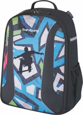HERLITZ OKUL SIRT ÇANTASI BE.BAG AIRGO SKATER 11438041