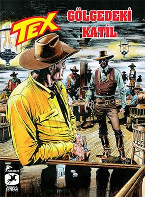 Tex 27 - Gölgedeki Katil - Winnipeg