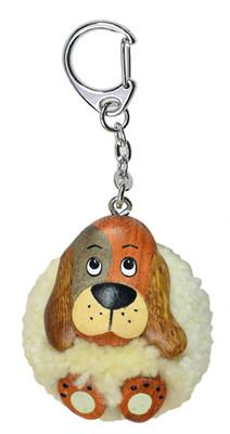 Nev Ecolinea Pom Pom Anahtarlık Dog
