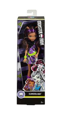 Monster High Mh Acayip Arkadaslar Dtd90