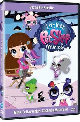 Littlest Pet Shop Minisler Sezon1 Seri 3