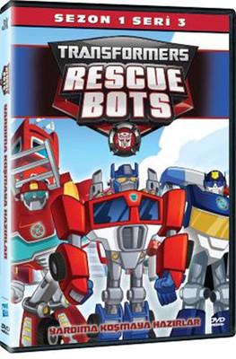 Transformers Rescue Bots Sezon 1 Seri 3