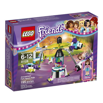 Lego Friends A Park Space Ride 41128