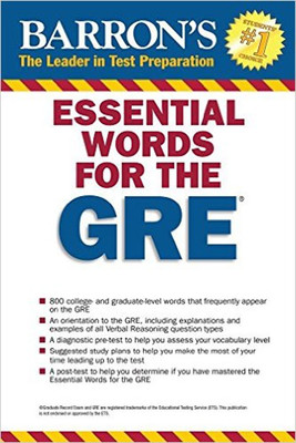Essential Words for the GRE 4th Edition (Barron's Essential Words for the GRE)